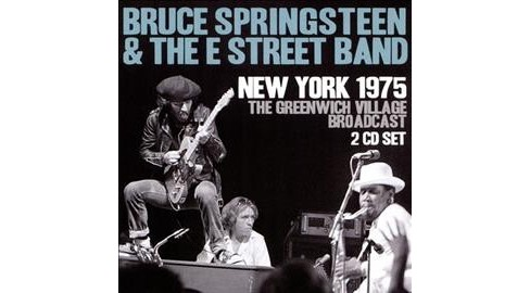 Bruce Springsteen - New York 1975 (CD) - image 1 of 1