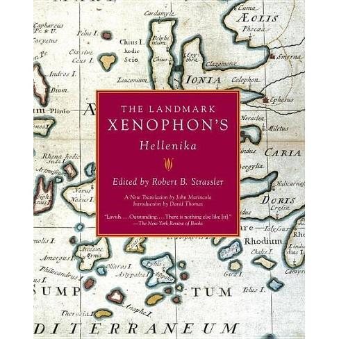 The Landmark Xenophon's Hellenika - (Landmark Books) (Paperback) - image 1 of 1