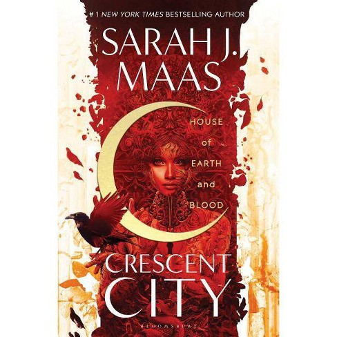 House of Earth and Blood - (Crescent City) by Sarah J Maas (Hardcover) - image 1 of 1