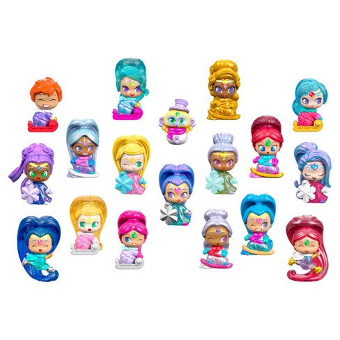 Fisher-Price® Shimmer and Shine Teenie Genies Winter Wishes Genie Pack - image 1 of 4