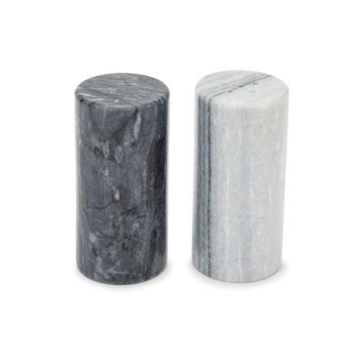 2pc Marble Salt and Pepper Shaker Set - Fox Run