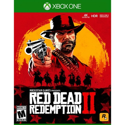 Red Dead Redemption 2 - Xbox One - image 1 of 4