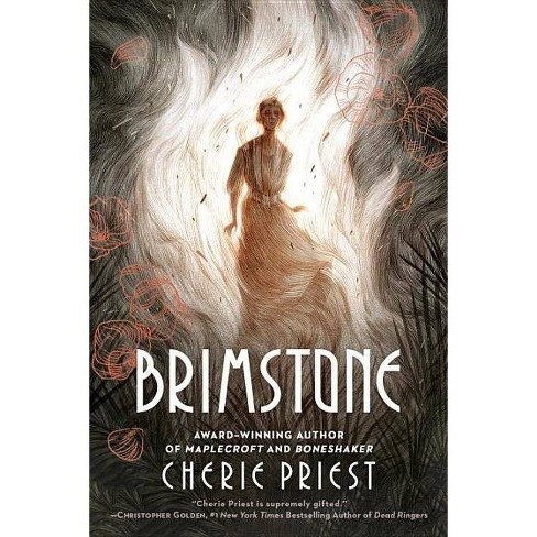 Brimstone - by  Cherie Priest (Paperback) - image 1 of 1