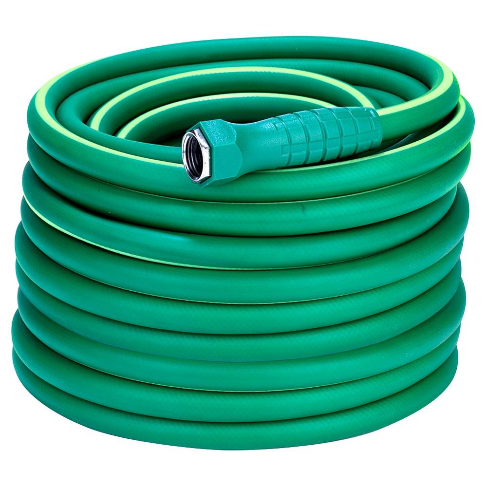 Image of Garden Hose Green 5/8 x 100' - Green - Smartflex