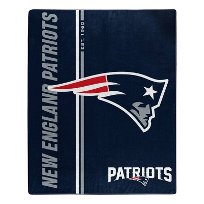 NFL New England Patriots Throw Blankets