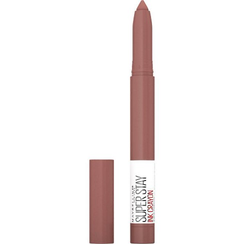 Maybelline SuperStay Ink Crayon Lipstick - 0.04oz - image 1 of 4