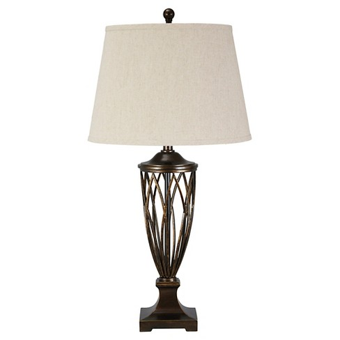 Makai Table Lamp Brown - Signature Design by Ashley - image 1 of 2