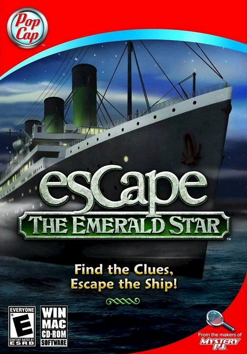 escape: The Emerald Star - PC Game (Digital) - image 1 of 1