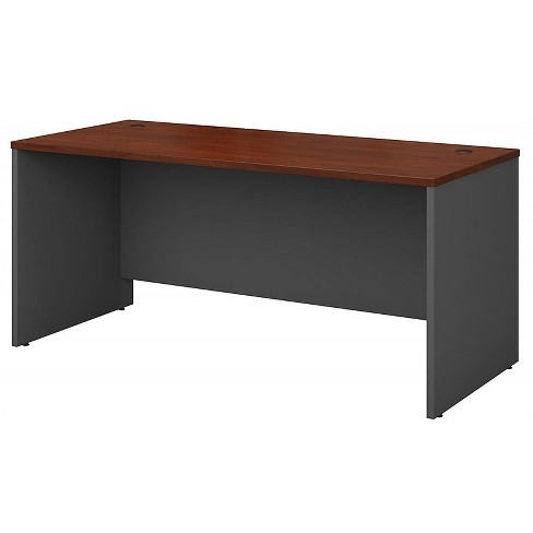 "66"""" Desk Shell in Brown-Bowery Hill - image 1 of 3"
