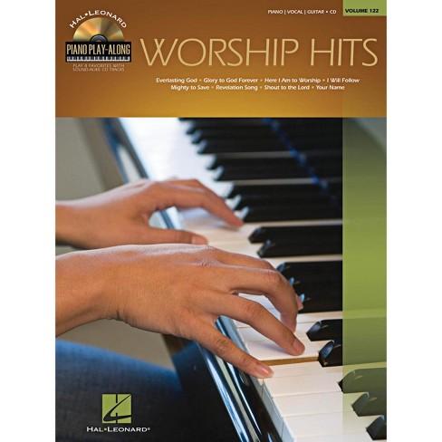 Hal Leonard Worship Hits - Piano Play-Along Series Volume 122 Book/CD - image 1 of 2