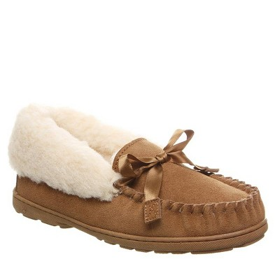Bearpaw Women's Indio Slippers | Hickory | Size 7
