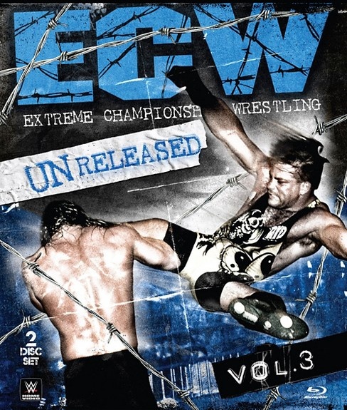 Wwe:Ecw unreleased volume three (Blu-ray) - image 1 of 1