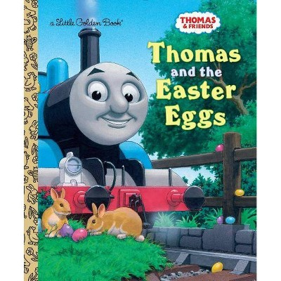 Thomas And The Easter Eggs (Thomas & Friends) - (Little Golden Book)  (Hardcover) : Target