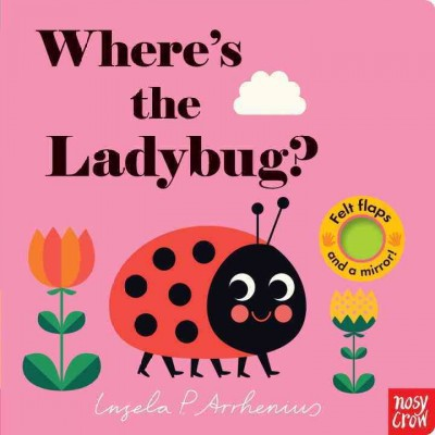 Where's the Ladybug? (Hardcover)