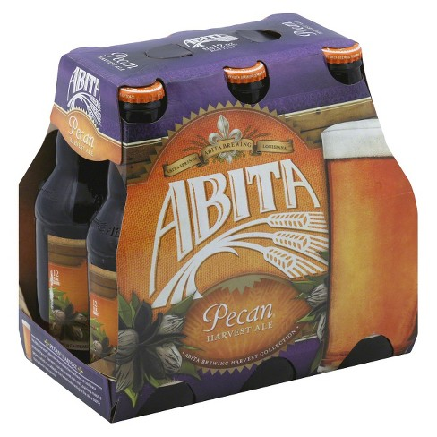 Abita® Pecan Harvest Ale Beer - 6pk / 12oz Bottles - image 1 of 1