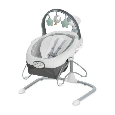 Graco Soothe 'n Sway LX Swing with Portable Bouncer