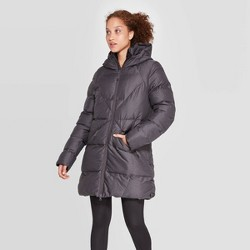 Women's Mid-Length Puffer Jacket - C9 Champion®