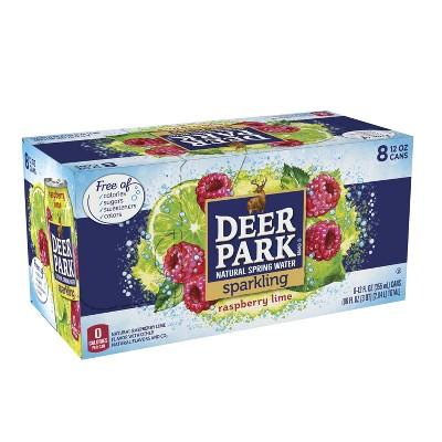 Sparkling Water: Deer Park Sparkling