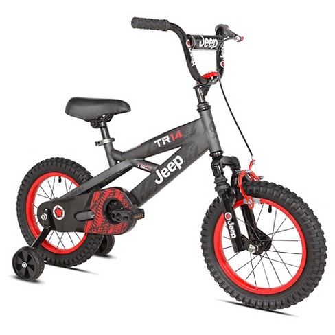 "Kids JEEP 14"" TR14 Bicycle - image 1 of 1"