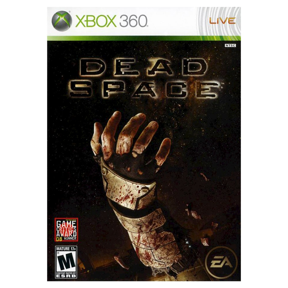 Dead Space Xbox 360, Video Games Fight through an alien infestation in Dead Space (Xbox 360) - Electronic Arts. The game works for Xbox 360 consoles. The shooter video game is recommended for ages 17 and up.