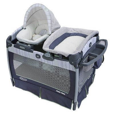 Graco® Pack 'n Play Playard Nuzzle Nest - Mason
