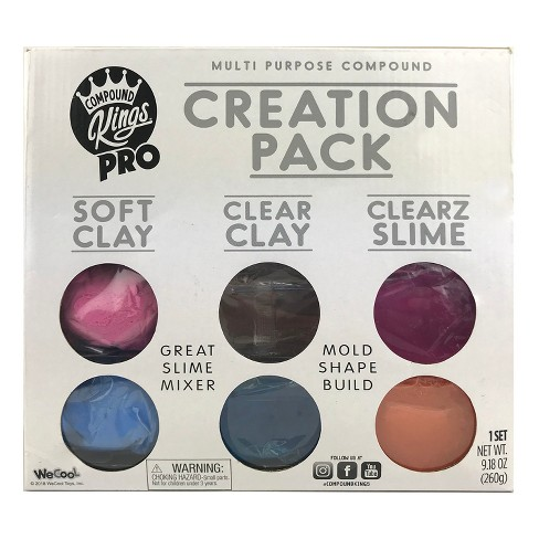 Styles May Vary Slime Trio Pack Compound Kings