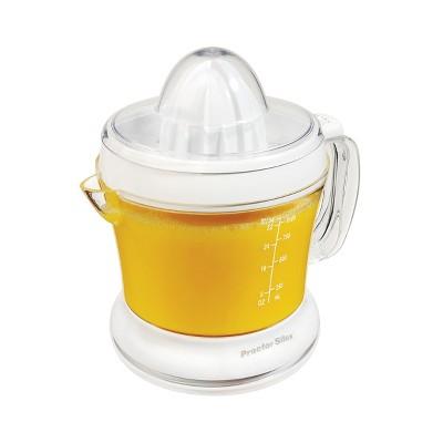 Proctor Silex Juicit 34-Ounce Citrus Juicer in White