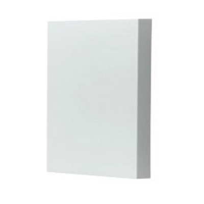 Delicieux NuTone LA39WH Two Note Wired Paintable Decorative Two Note Door Chime With  One Note Second Door Chime   White