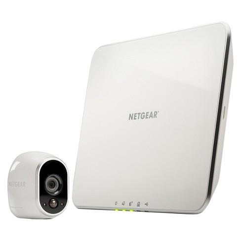 Arlo Smart Home 1 HD Camera Security System 100% Wire-Free Indoor Outdoor with Night Vision VMS3130 - image 1 of 3