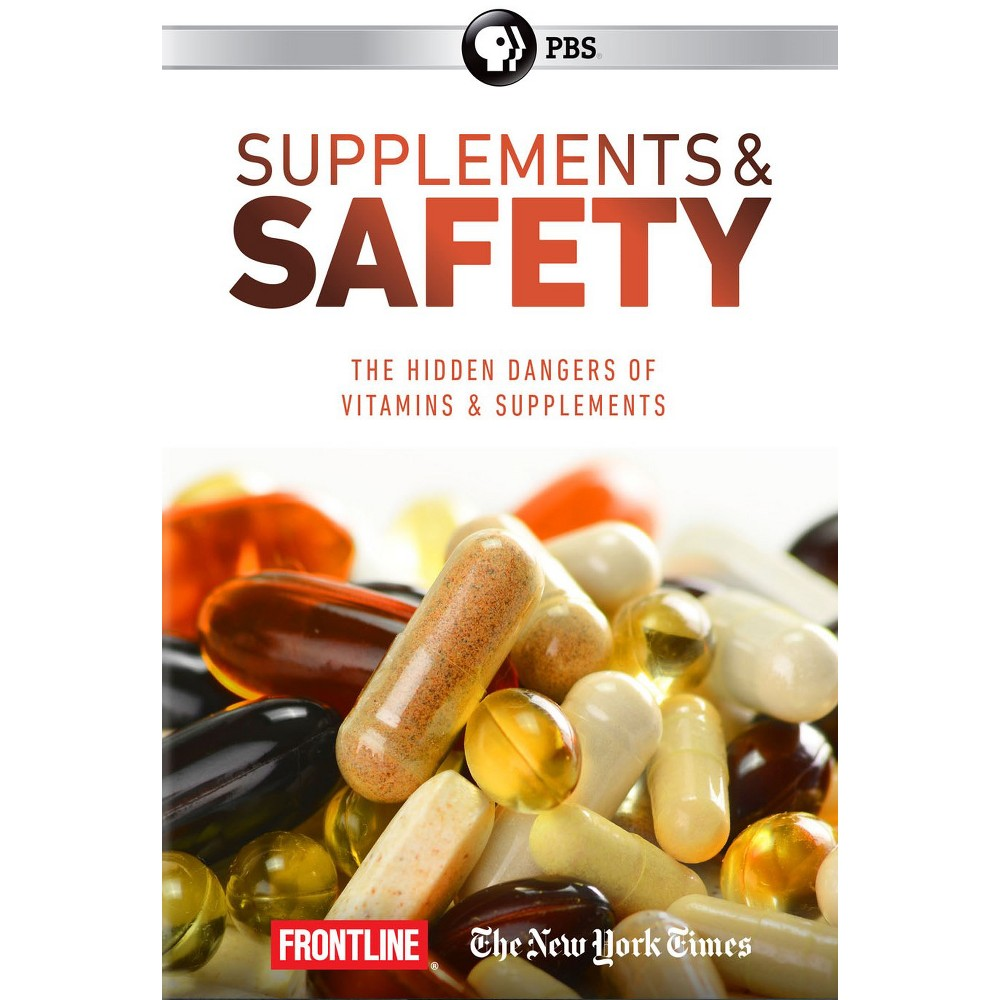 Frontline:Supplements And Safety (Dvd)