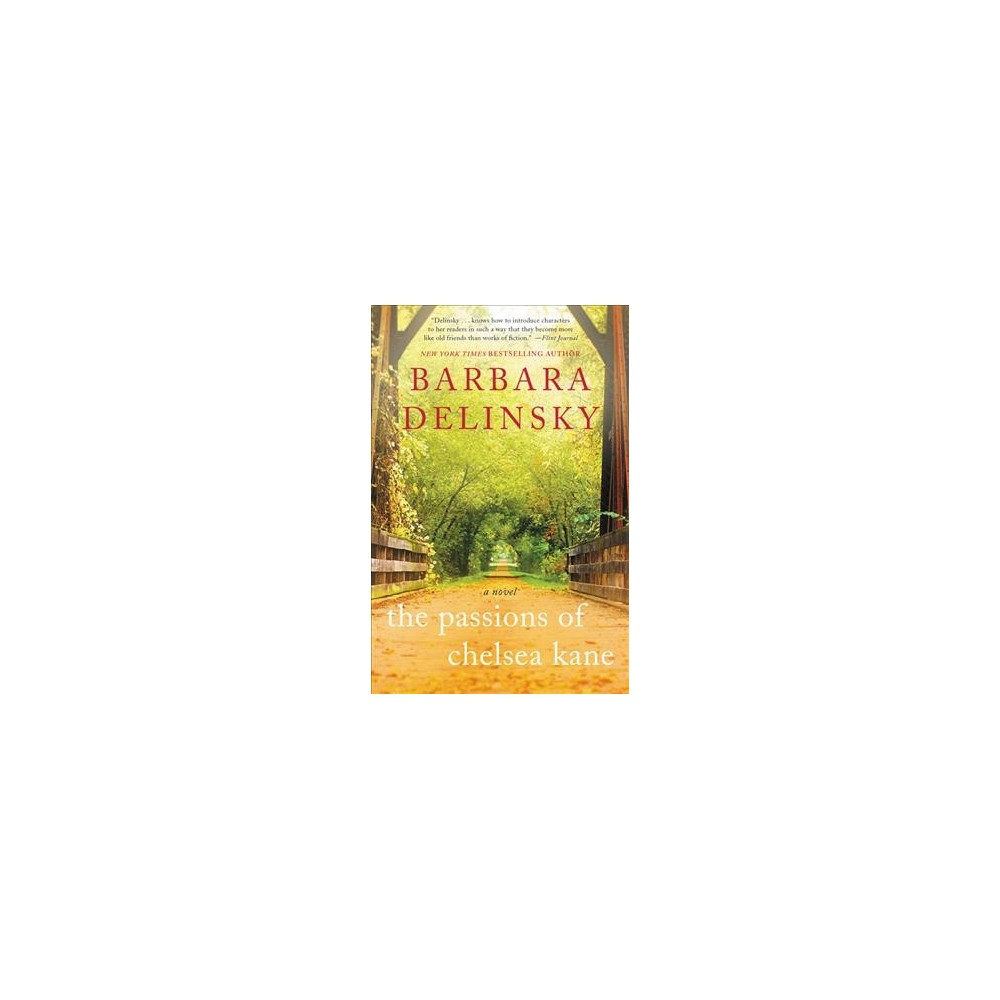 Passions of Chelsea Kane (Reprint) (Paperback) (Barbara Delinsky)