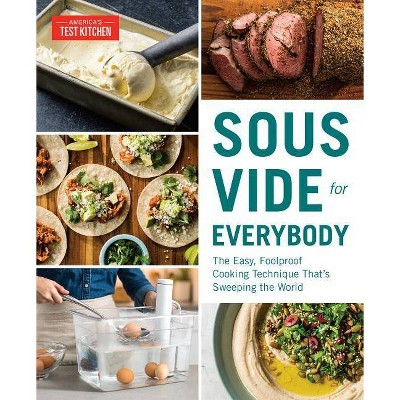 Sous Vide for Everybody - (Paperback)