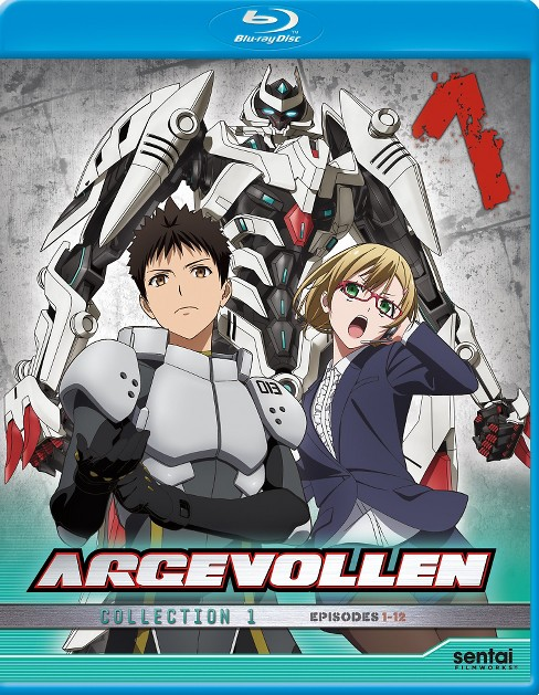 Argevollen:Collection 1 (Blu-ray) - image 1 of 1