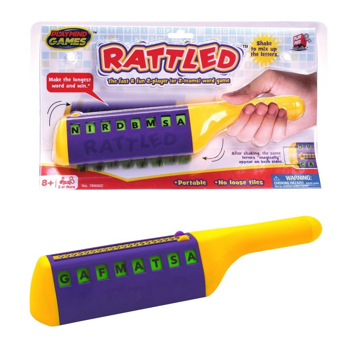 Rattled Game : Target