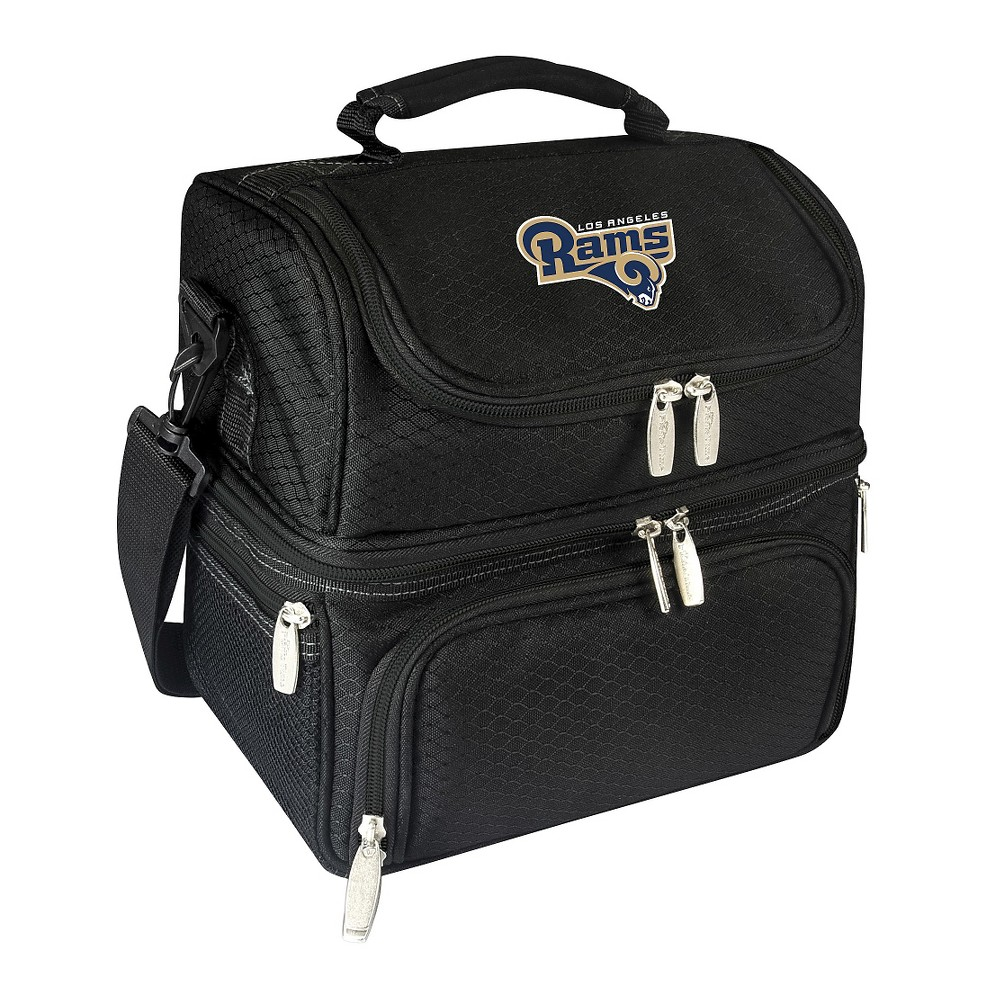 Los Angeles Rams - Pranzo Lunch Tote by Picnic Time (Black)