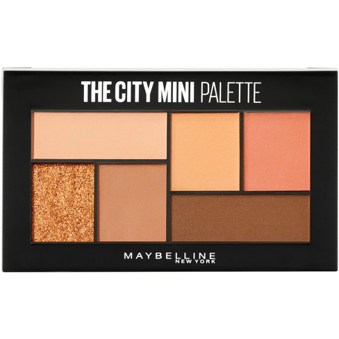 Maybelline City Mini Palette - 0.14oz - image 1 of 4