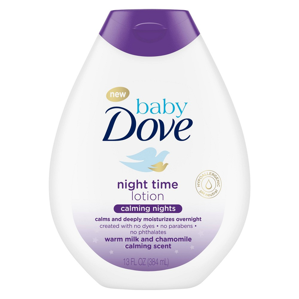 Baby Dove Nighttime Baby Lotion - 13oz Baby Dove Nighttime Baby Lotion - 13oz