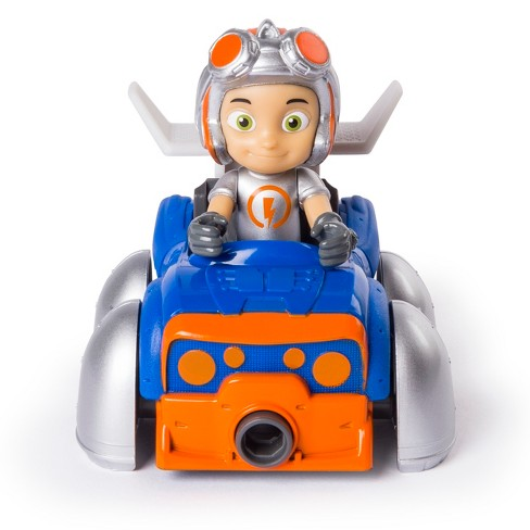 Rusty Rivets Build Pack - Hover Racer Rusty - image 1 of 4