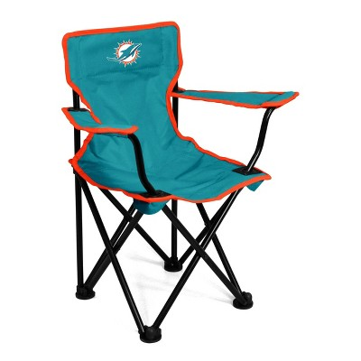 NFL Miami Dolphins Toddler Outdoor Portable Chair