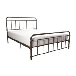 Waldorf Metal Bed - Room & Joy