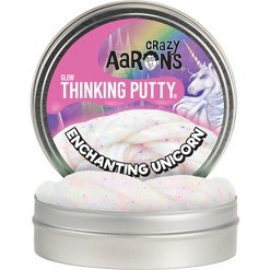 """Crazy Aaron's Thinking Putty - 4"""" Enchanted Unicorn"""