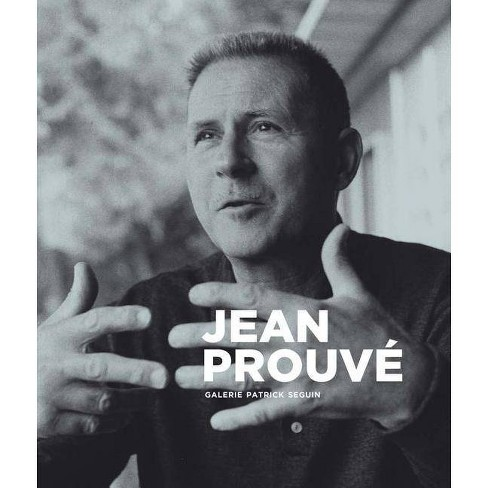 Jean Prouvé - (Hardcover) - image 1 of 1