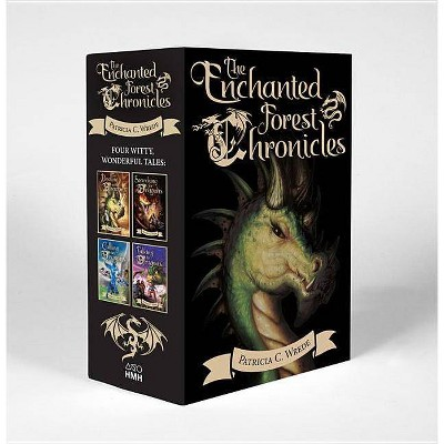 The Enchanted Forest Chronicles - by  Patricia C Wrede (Mixed Media Product)