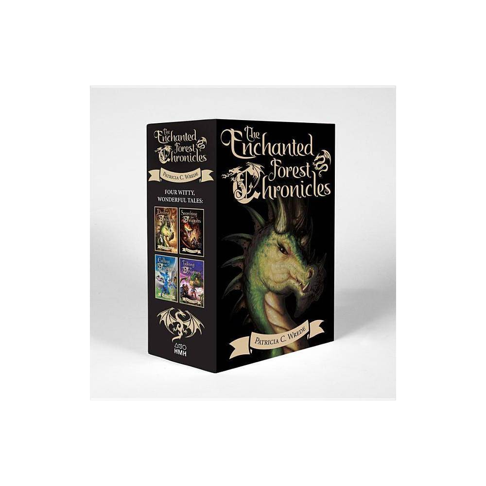 The Enchanted Forest Chronicles By Patricia C Wrede Mixed Media Product