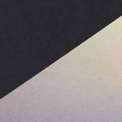 Black/Silver Matte Holographic