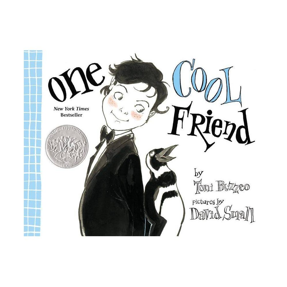 One Cool Friend By Toni Buzzeo Hardcover