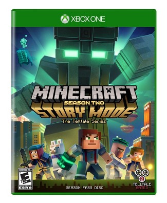 Minecraft: Story Mode Season 2 - Xbox One