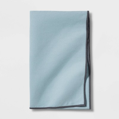 Yoga Hand Towel Blue - All in Motion™