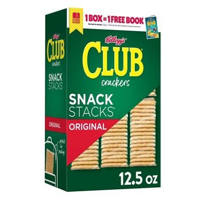 Club Snack Stacks Crackers - Original 12.5oz