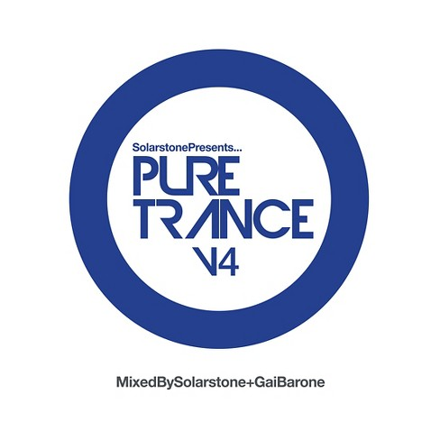 Solarstone - Solarstone presents pure trance:Vol 4 (CD) - image 1 of 1